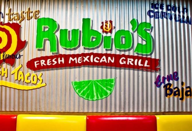 ADA Cases for Rubio's Restaurants, Inc.