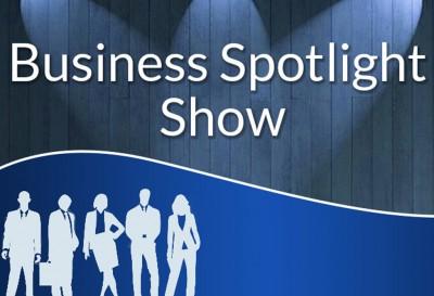 John Sheds Light on the Business Spotlight Show