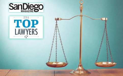 San Diego Magazine Recognizes John Campbell as Top Lawyer